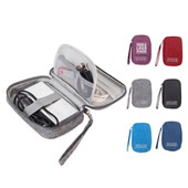 Multi-function Data Cable Charger Storage Bag