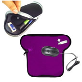 Neoprene Mouse Pad Pouch