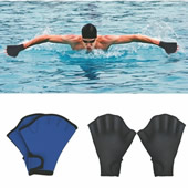 Neoprene Webbed Swimming Gloves