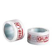 Branded Custom Printed Packing Tape Warning Tape