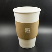 Paper Coffee Sleeves