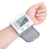 Portable Blood Pressure/Pulse Rate Monitor