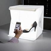 Portable LED Studio Photo Box