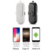 Portable Magnetic Finger Charger Power Bank