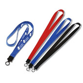 Promotional Cotton Lanyards