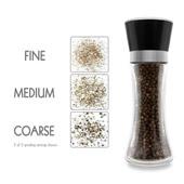 Salt Pepper Mill Glass Grinder