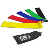 Set of 5 Exercise Yoga Bands