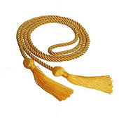 Single Color Graduation Cord