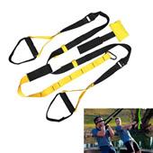 Suspension Fitness Strap System Set