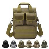 Tactical MOLLE Sling Inclined Shoulder/Hand Bag