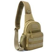 Tactical Sling Chest Pack Bag