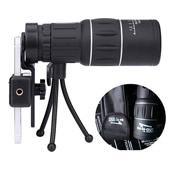 Telescope with Tripod/Universal Cellphone Adapter