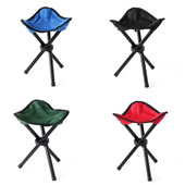 Tripod Stool Folding Chair