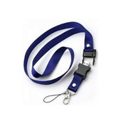 USB Drive With Lanyard- 4GB