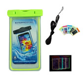 Waterproof Phone Bag with Touch Function and Fluorescence