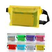 Waterproof waist bag pouch