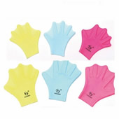 Webbed Full Finger Swimming Gloves
