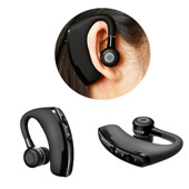 Wireless Earphone with Mic Voice Control