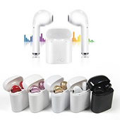 Wireless Stereo Earbuds with Charging Case