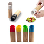 Wooden Salt and Pepper Grinder